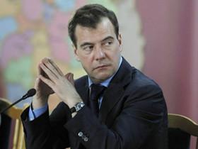 По мнению премьер-министра Медведева «Олимпстрой» выполнил задачу и должен быть ликвидирован