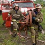 В Стерлитамаке заложен первый камень будущего пожарного депо