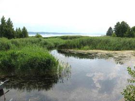 В Башкирии гостиничный комплекс незаконно закрыл доступ к озеру
