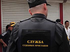Житель Башкирии попытался сбежать от судебных приставов