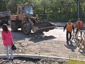 В Стерлитамаке на замену бордюров на одной из улиц потратят 1,5 млн рублей