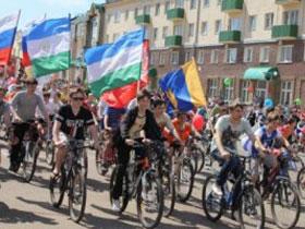Велопробеги в Стерлитамаке войдут в традицию