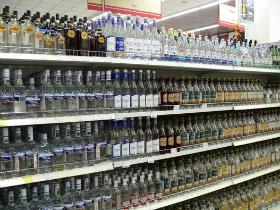 В Сибае ликвидировали магазин с фальшивым алкоголем