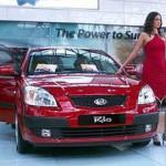 Kia приостановилKia Motors планирует экспортировать автомобили российской сборки