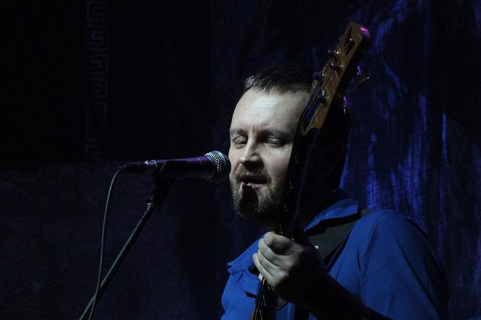 В Уфе прошел концерт группы «Чайф»