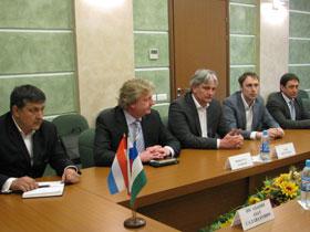 Голландская компания планирует работать с сельхозпроизводителями Башкирии