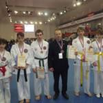 Спортсмены из Башкирии заняли призовые места в первенстве России по тхэквондо
