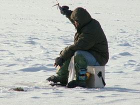 Озеро Кандры-Куль стало опасным для рыбаков