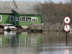 Озвучены максимальные уровни рек в Стерлитамаке