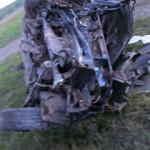 В Башкирии 3 человека погибли в перевернувшемся автомобиле