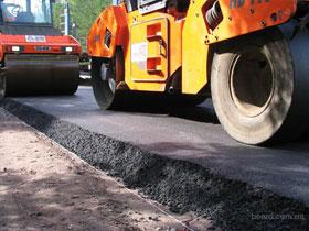 В посёлке Строймаш проблема асфальтирования решится по программе софинансирования