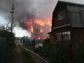 Жительница Башкирии погибла при пожаре