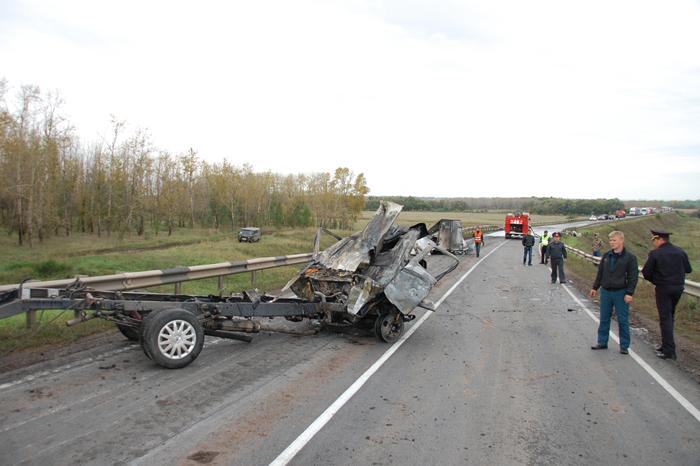 Главный госавтоинспектор Башкирии напомнил о самых жутких ДТП 2013 года