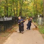В Стерлитамаке ликвидируют два кладбища