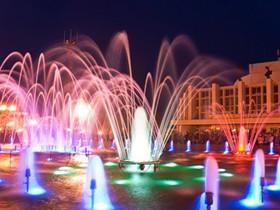 В Стерлитамаке изменился график работы музыкального фонтана