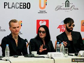 Перед концертом в Уфе группа Placebo рассказала о своём отношении к слушателям