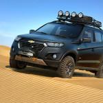 «GM-АвтоВАЗ» готовит новые спецверсии современного Chevrolet Niva