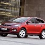 Mazda планирует возродить кроссовер CX-7