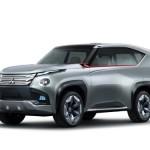Mitsubishi покажет в Москве новые Pajero и Outlander
