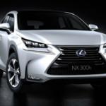 В Японии начали производить кроссовер Lexus NX