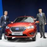 Datsun mi-DO стал дороже на 17 тысяч рублей