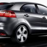 Kia Rio признали самым опасным автомобилем
