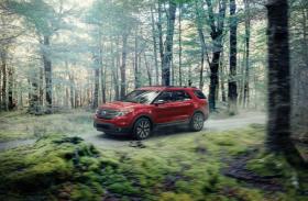В России стартовали продажи обновленного автомобиля Ford Explorer