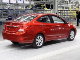 В России подорожали Hyundai Solaris и Kia Rio