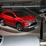 Mitsubishi Motors привезет в Женеву концепт нового гибридного кроссовера