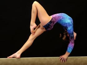 Гимнастки из Стерлитамака выступают на Чемпионате ПФО в Мордовии