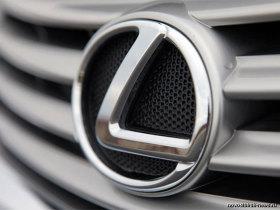 Lexus представит в Детройте новую модель