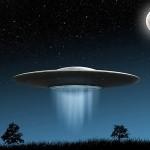 Видео: Жители сразу нескольких стран увидели НЛО