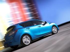 Mazda3 покидает Россию