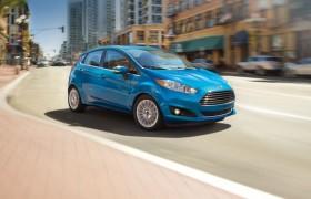 Российские дилеры Ford получили Fiesta отечественной сборки
