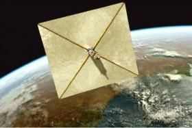 Ученые придумали паруса для путешествий в космосе