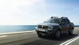 Renault представила свой первый серийный пикап - Duster Oroch