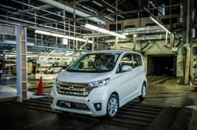 Nissan и Mitsubishi совместно выпустят серию малолитражек