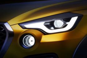 Datsun показал первый тизер новой модели