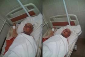 В Стерлитамаке ищут родственника пожилого мужчины: Пенсионер находится в больнице