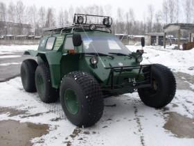 Стерлитамак планирует приобрести снегоболотоход