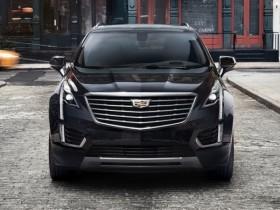 Cadillac показал официальные фото нового кроссовера XT5