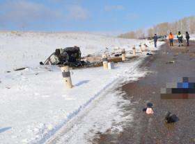 Смертельное ДТП в Башкирии: При опрокидывании авто водитель вылетел из салона
