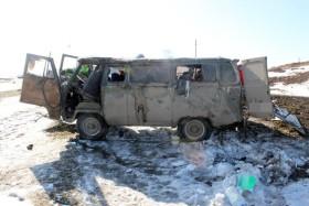 Смертельное ДТП в Башкирии: Столкнулись ВАЗ и УАЗ