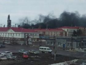 «Газпром Нефтехим Салават» прокомментировал задымление в резервуаре