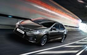 Стала известна стоимость нового седана Toyota Corolla