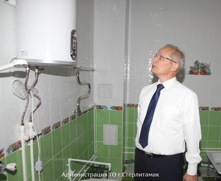 Премьер-министр Башкирии посетил социальные объекты Стерлитамака