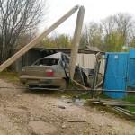 В Стерлитамаке пьяный водитель врезался в столб, погибла 26-летняя пассажирка
