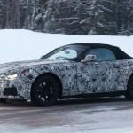Новый спорткар BMW Z5 появится в начале 2018 года