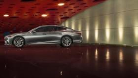 Lexus представил новое поколение седана LS