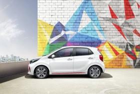 В июне в России откроются продажи Kia Picanto нового поколения